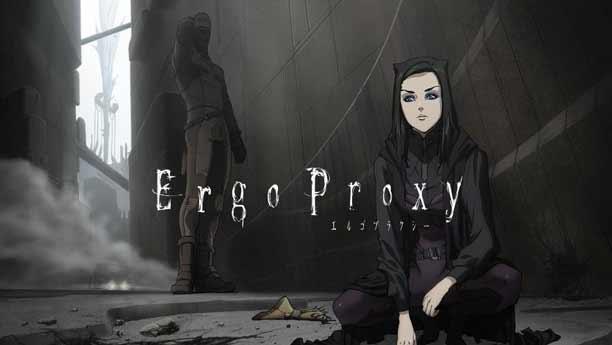 Anime Mystery Terbaik - Ergo Proxy