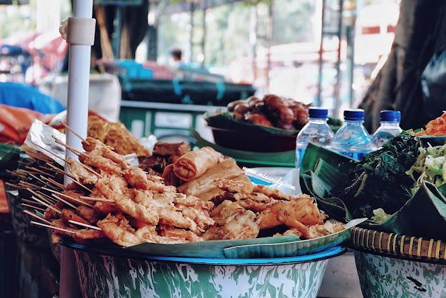 kuliner pecel sayur di pasar beringharjo jogja