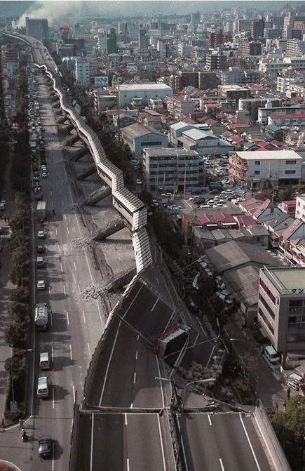 Kobe Japan Natural Disaster