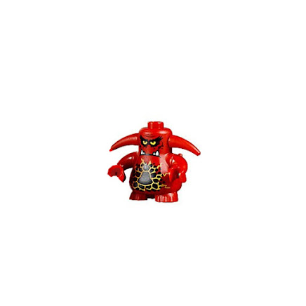 Lego Scurrier from set 70317 The Fortrex Nexo Knights Minifigure NEW nex034