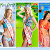 Miss Earth CANADA Posters 2013, 2014, 2015 & 2016