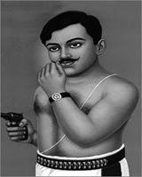 चंद्रशेखर आजाद के वास्तविक चित्र Chandrashekhar Azad Original Photo