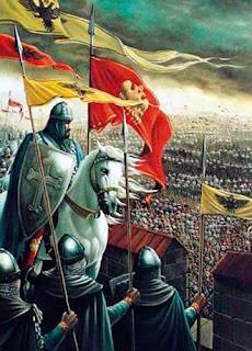 ПОСЛЕДЊИ ВИЗАНТИЈСКИ ЦАР: КОСОВСКИ ЗАВЕТ ЗА ЧУВАРА ЦАРИГРАДА 2