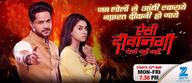Aisi Deewangi Dekhi Nahi Kahi TV Serial on Zee TV