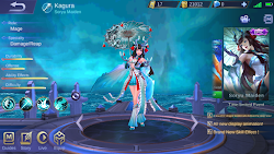 Cara Mendapatkan Skin Epic Limited Kagura Gratis Mobile Legends
