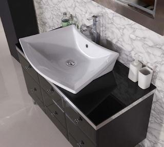 tempat cuci tangan wastafel