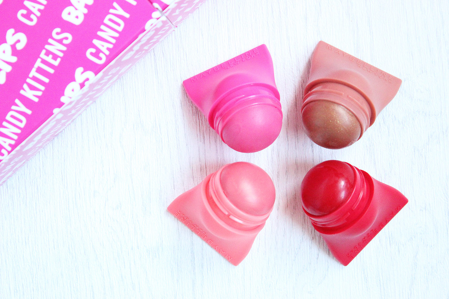 Maybelline Baby Lips Balm & Blush review