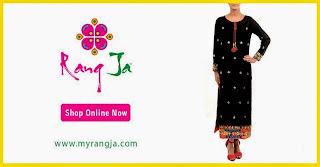 Rang Ja Winter–Fall Dress Collection 2014–2015