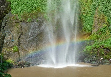 Curug Cimahi : Tempat wisata alam di cimahi