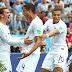 世界杯8强战绩 1 : 法国以 2 :0 淘汰乌拉圭,顺利晋级4强!