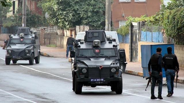 Polisi Turki Jinakan Bom Mobil