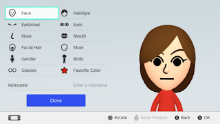 Nintendo Switch Miiverse