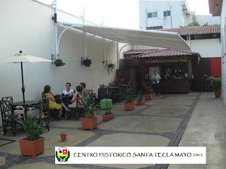 SANTA TECLA,EL SALVADOR: Santa Tecla o Nueva San Salvador, una ciudad para estudiarla