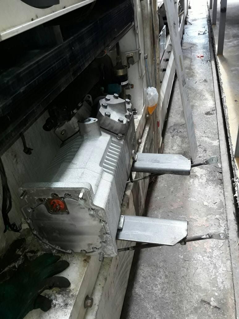 Daikin reefer Container alarm Codes Manual