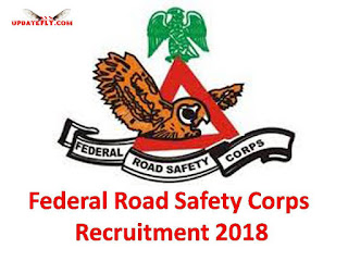 2018/2019 Shortlisted Candidates For The Federal Road Safety Corp (FRSC)