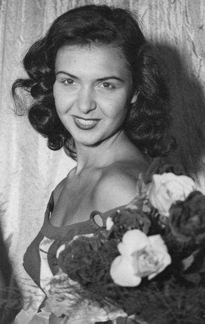 Miss World Of 1953 – Denise Perrier