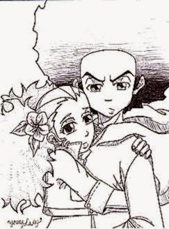 the boondocks riley coloring pages - photo#28