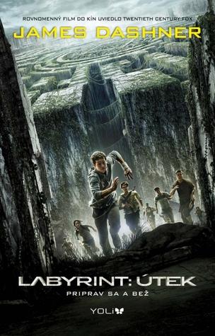 James Dashner ~ Labyrint: Útek
