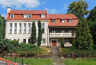 Muzeum ruchomych szopek.
