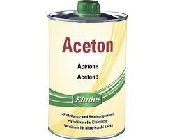 dung aceton lau chui cua kinh