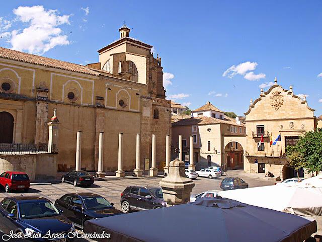 Chinchilla de Montearagón (Albacete).