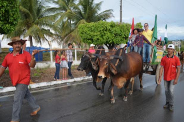 9ª edição da Festa do Carro de Boi em Inhapi, começa neste sábado, 29