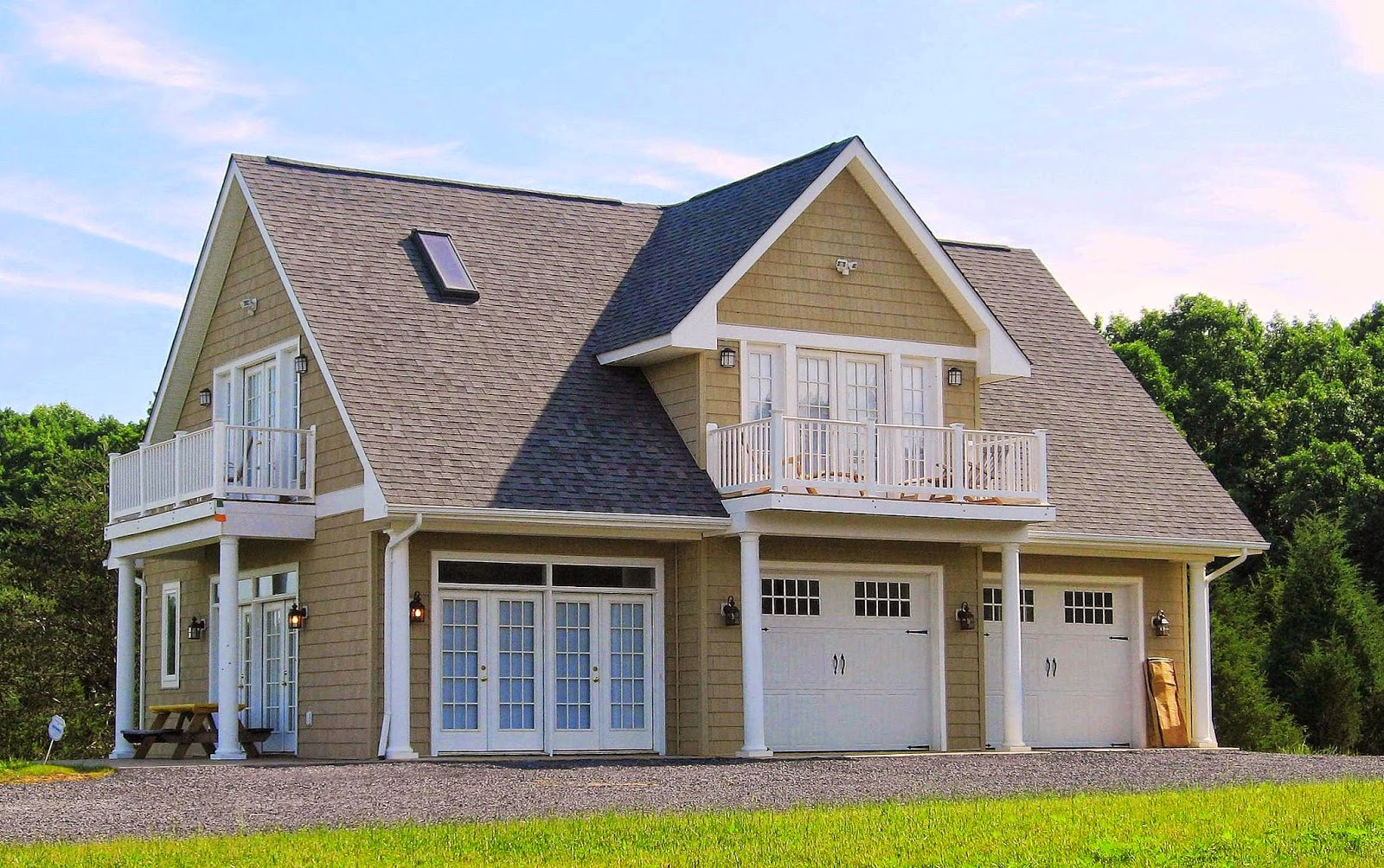 Carriage House Garage Apartment Plans - Home Designs