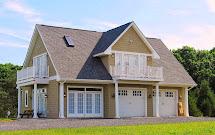 Carriage House Garage Apartment Plans - Smart Home Design