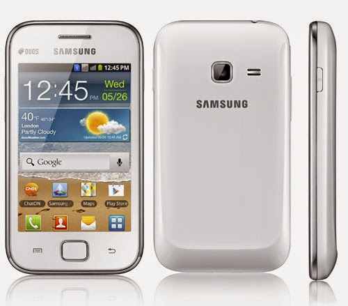4. Samsung Galaxy Ace Duos S6802