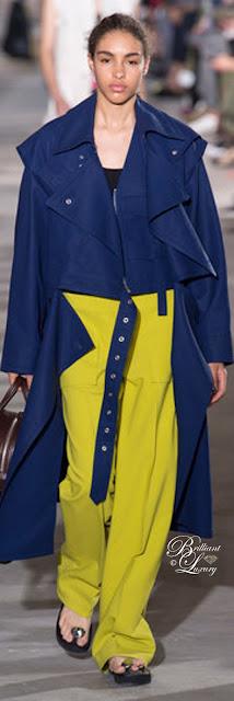 Brilliant Luxury ♦ Philipp Lim Fashion Week New York