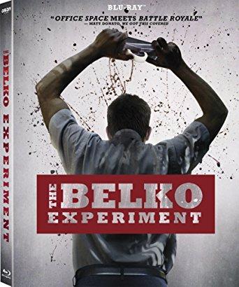 Bloodspot The Belko Experiment 2017 Redbox