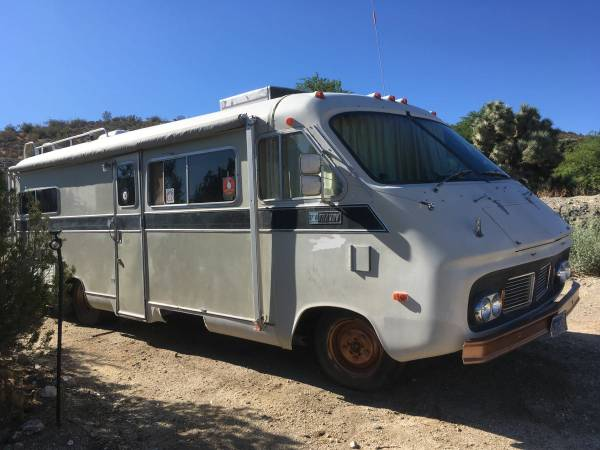 1973 Travoy GM Motorhome for sale
