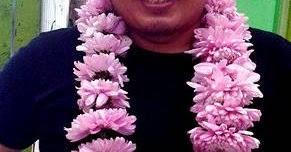 Bunga Kalung Untuk Menyambut Tamu Kehormatan Toko Bunga Rawa Belong