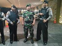 Jamin Keamanan, Kodim-Polresta Patroli Bersama