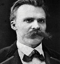 Friedrich Nietzche.