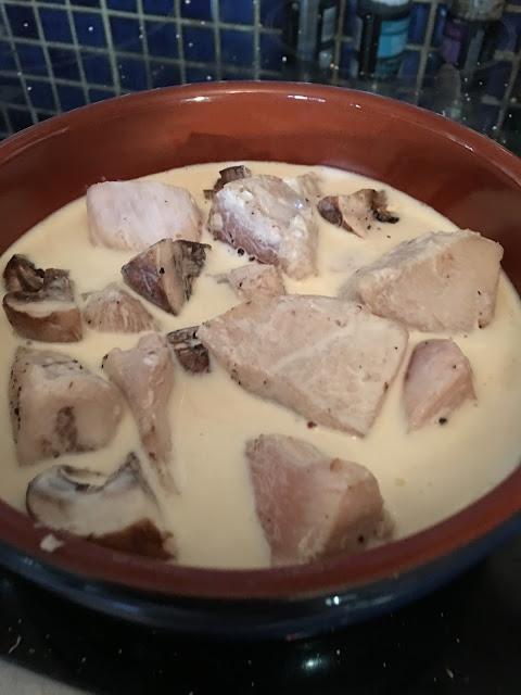 lactose free recipe