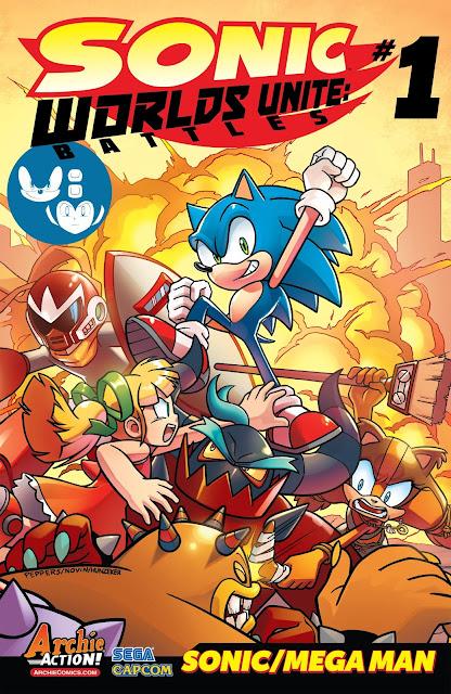 Comic de Sonic the Hedgehog Traduccido [Miniseries-Super Especiales] 01