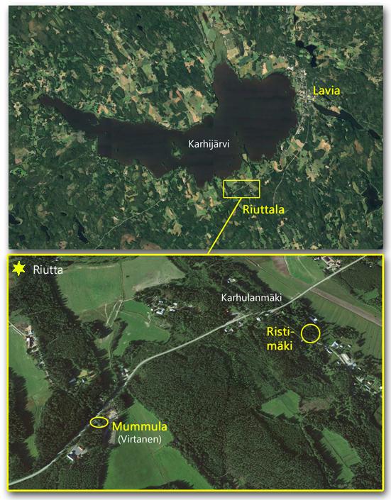 Maps Visit Pori