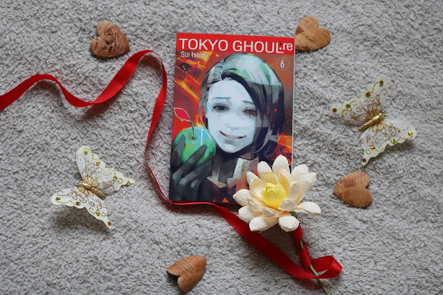 Sui Ishida - Tokyo Ghoul:re t.6