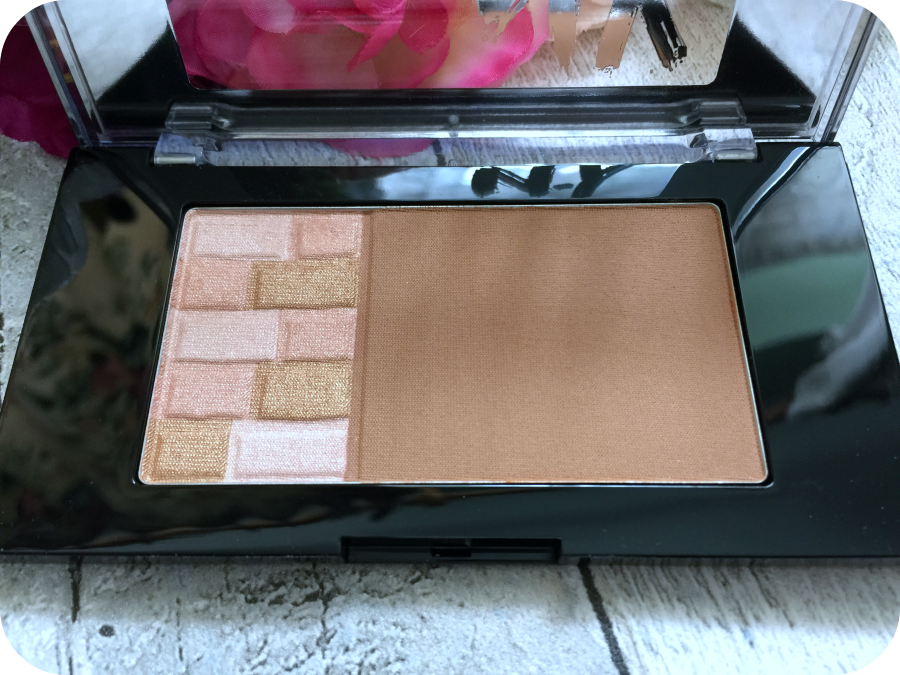 maybelline new york brick bronzer in blondes review