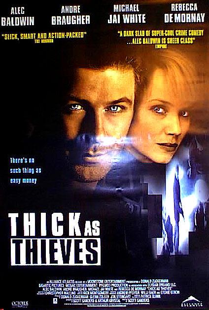 Thick as Thieves ผ่าแผนปล้น คนเหนือเมฆ [HD][พากย์ไทย]