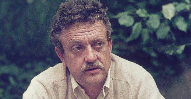 Photo de Kurt Vonnegut, célèbre écrivain américain.