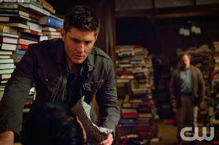 Supernatural S08E21. The Great Escapist
