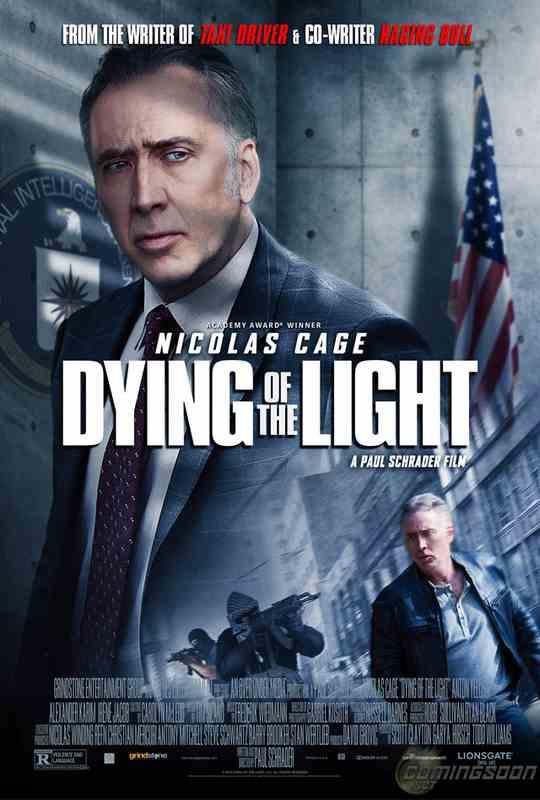 فیلم دوبله: مرگ روشنایی (2014) Dying of the Light