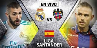 اون لاين مشاهدة مباراة ريال مدريد وليفانتي بث مباشر اليوم 24-2-2019 الدوري الاسباني اليوم بدون تقطيع