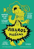 Concierto de Jíbaros y Paisana en Wurlirzer Ballroom