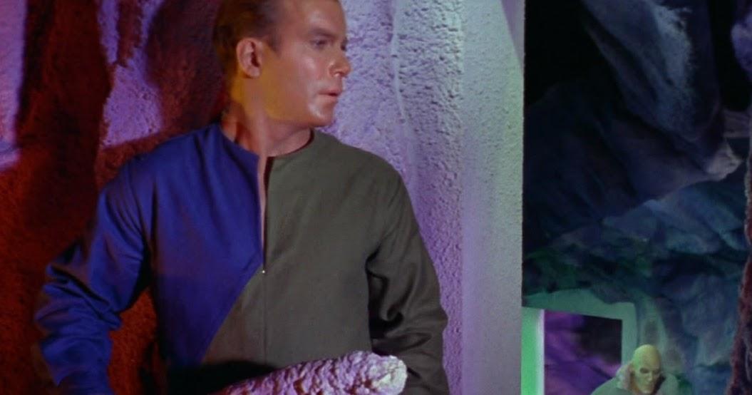 Give 'em the old Razzle Dazzle: Captain Kirk's secret weapon