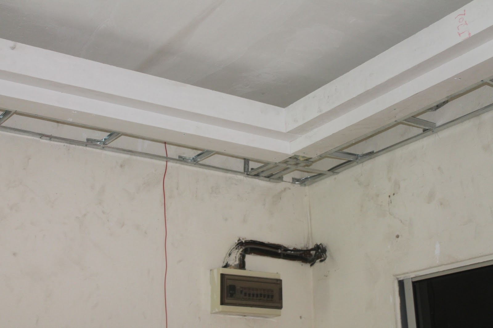 FS ENGINEERING TIPS 2  MEMASANG PLASTER CEILING