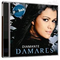 cd damares diamantes playback
