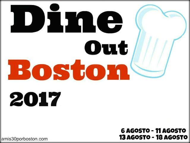 Dine Out Boston Agosto 2017